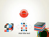 Abstract Colorful Circles PowerPoint Template#19