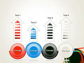 Abstract Colorful Circles PowerPoint Template#7