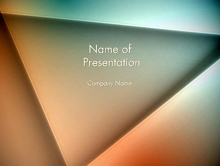 Abstraction PowerPoint Template, 12211, Abstract/Textures — PoweredTemplate.com