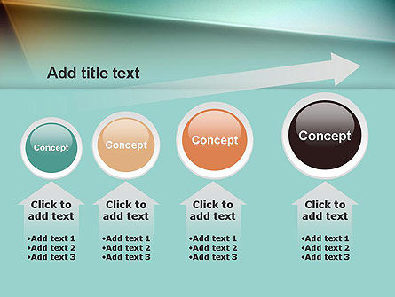 Abstraction PowerPoint Template Slide 13