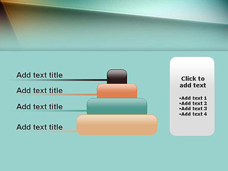 Abstraction PowerPoint Template Slide 8