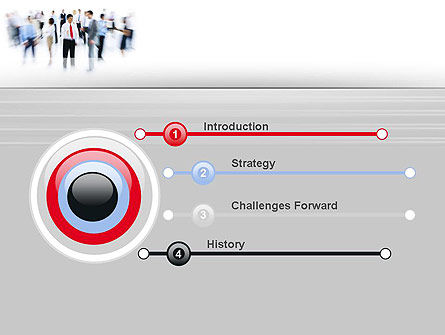 Talent Recruitment PowerPoint Template, Slide 3, 12212, Careers/Industry — PoweredTemplate.com