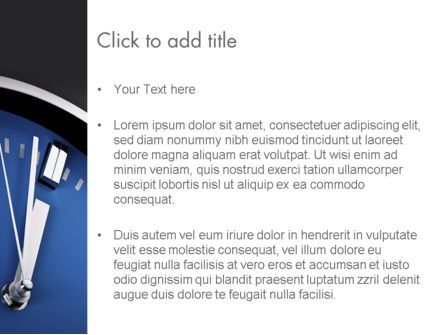 Time To Move PowerPoint Template, Slide 3, 12215, Consulting — PoweredTemplate.com