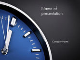 Consulting: Time To Move PowerPoint Template #12215