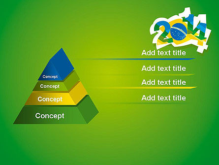 2014 Brazil World Cup PowerPoint Template Slide 12