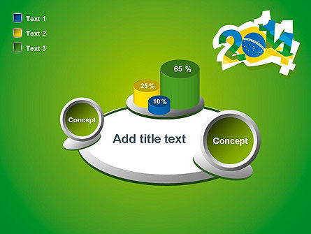 2014 Brazil World Cup PowerPoint Template Slide 16