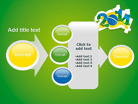 2014 Brazil World Cup PowerPoint Template Slide 17