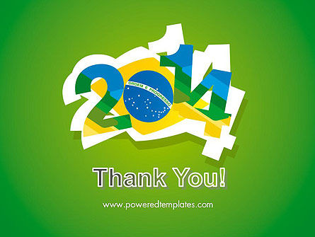 2014 Brazil World Cup PowerPoint Template Slide 20