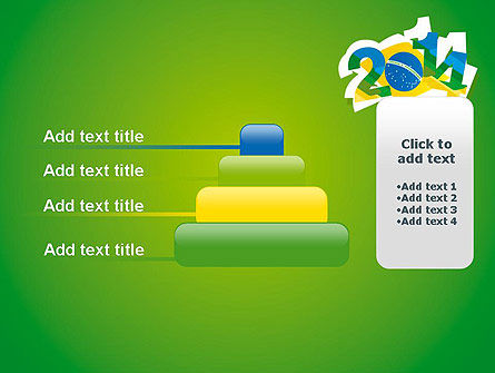 2014 Brazil World Cup PowerPoint Template Slide 8