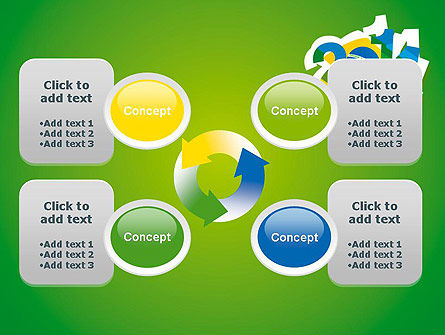 2014 Brazil World Cup PowerPoint Template Slide 9