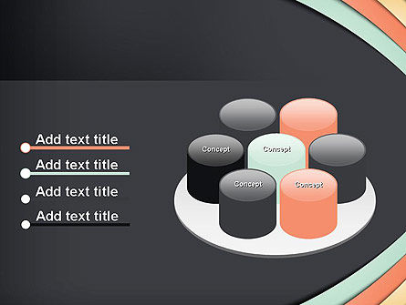 Like a Bullet PowerPoint Template Slide 12