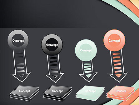 Like a Bullet PowerPoint Template Slide 8