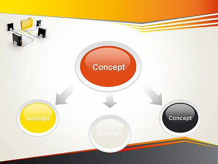 Data Backup PowerPoint Template Slide 4