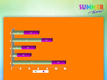 Summer Disco Theme PowerPoint Template Slide 11
