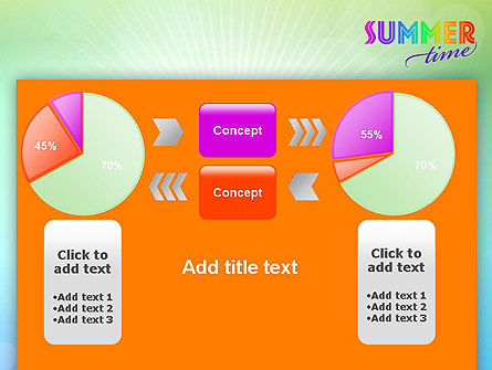 Summer Disco Theme PowerPoint Template Slide 16