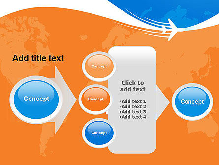 Travel Around The World PowerPoint Template Slide 17