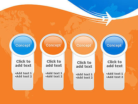 Travel Around The World PowerPoint Template Slide 5
