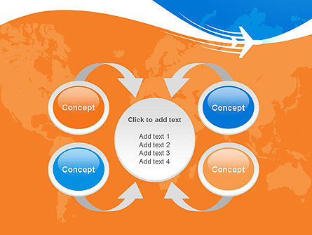 Travel Around The World PowerPoint Template Slide 6