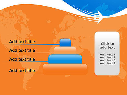 Travel Around The World PowerPoint Template Slide 8