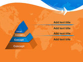 Travel Around The World PowerPoint Template#12