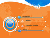 Travel Around The World PowerPoint Template#3
