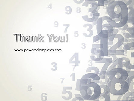 Numerology PowerPoint Template Slide 20