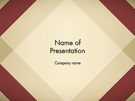 Geometrical Background PowerPoint Template