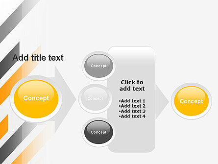 Tilted Strips PowerPoint Template Slide 17