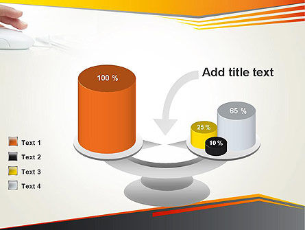 Working with Computer PowerPoint Template Slide 10