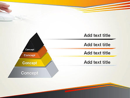Working with Computer PowerPoint Template Slide 12