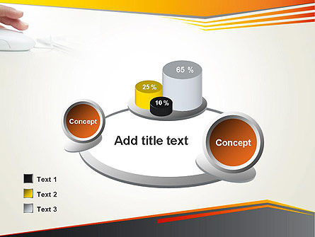 Working with Computer PowerPoint Template Slide 16