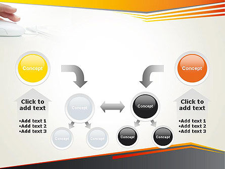 Working with Computer PowerPoint Template Slide 19