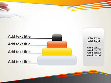 Working with Computer PowerPoint Template Slide 8