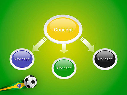 Brazilian Football PowerPoint Template Slide 4
