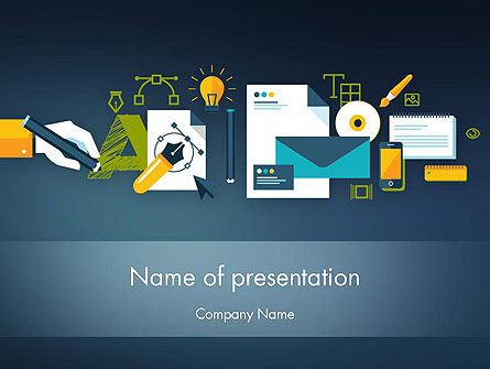 Branding Agency PowerPoint Template