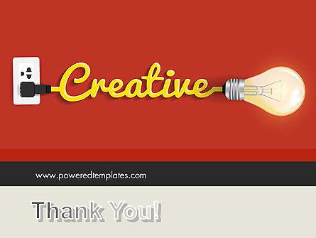 Creative Content Ideas PowerPoint Template Slide 20