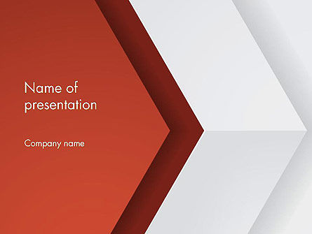 Arrow Style PowerPoint Template