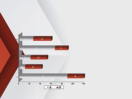 Arrow Style PowerPoint Template Slide 11