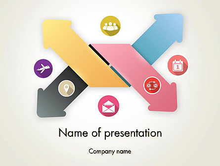 Organizing Concept PowerPoint Template
