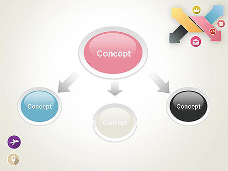 Organizing Concept PowerPoint Template Slide 4
