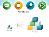 Presentation in Flat Design PowerPoint Template#13