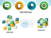 Presentation in Flat Design PowerPoint Template#17