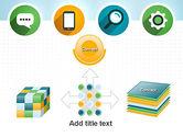 Presentation in Flat Design PowerPoint Template#19