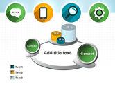 Presentation in Flat Design PowerPoint Template#6