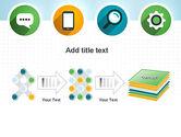 Presentation in Flat Design PowerPoint Template#9