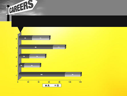 Careers Sign PowerPoint Template Slide 11