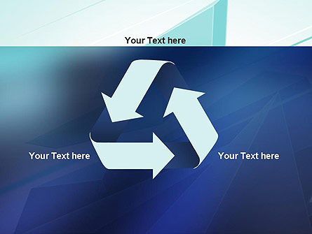 Broken Shapes PowerPoint Template Slide 10