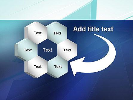 Broken Shapes PowerPoint Template Slide 11