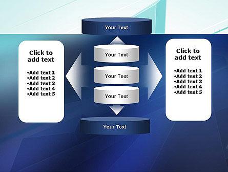 Broken Shapes PowerPoint Template Slide 13
