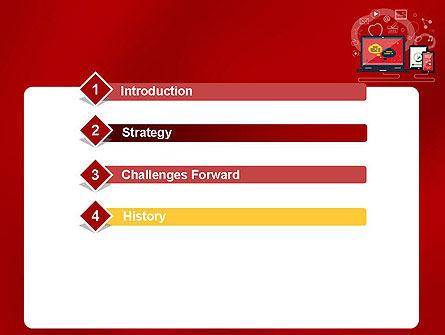 Website Design Elements PowerPoint Template, Slide 3, 12256, Careers/Industry — PoweredTemplate.com